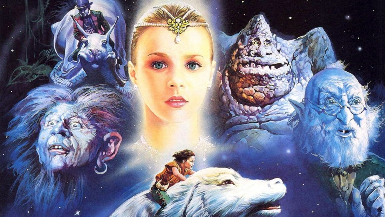 Neverending Story poster image